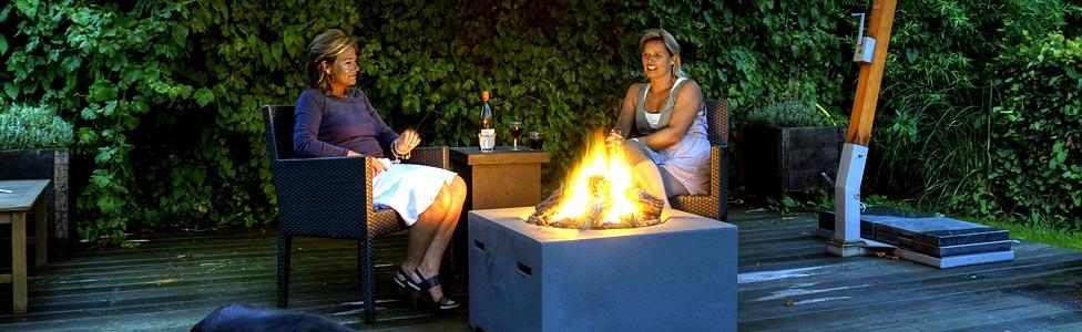 Bekannt Startseite | Garten und Terrassen-Feuerstellen - Gemütlichkeit und JR67